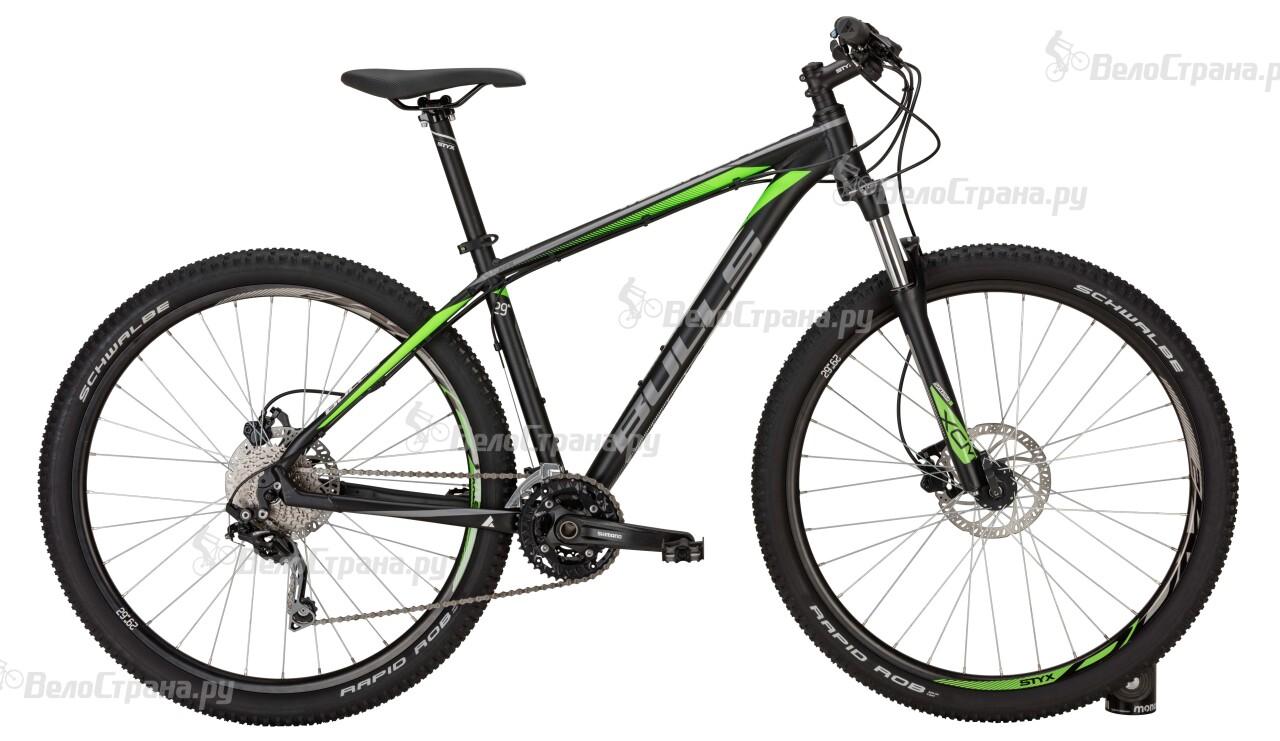 Велосипед Bulls BUSHTAIL 29 (2017)