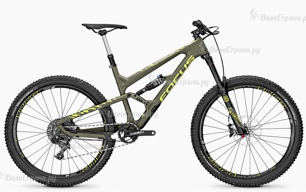 Велосипед Focus Sam C SL (2016)