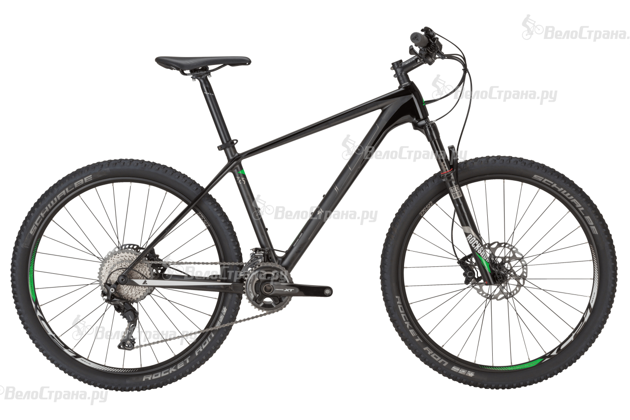Велосипед Bulls COPPERHEAD CARBON 27.5 RS (2017)
