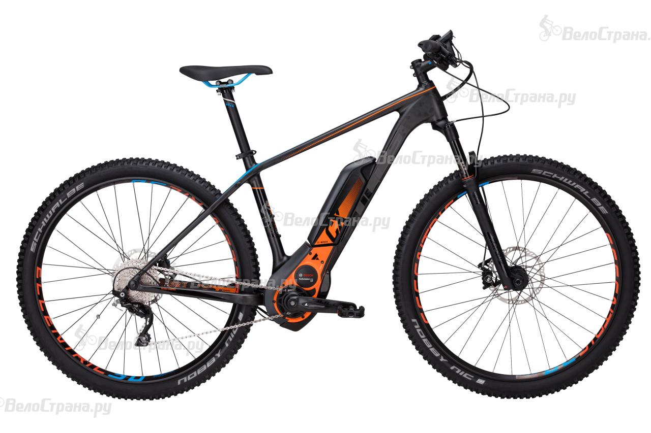 Велосипед Bulls BLACK ADDER E 29 (2017)