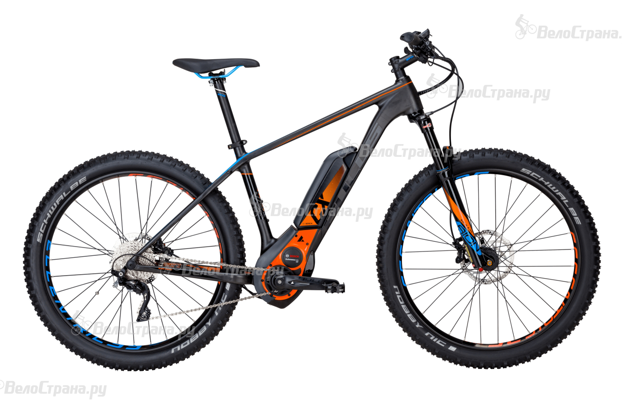 Велосипед Bulls BLACK ADDER E (2017)