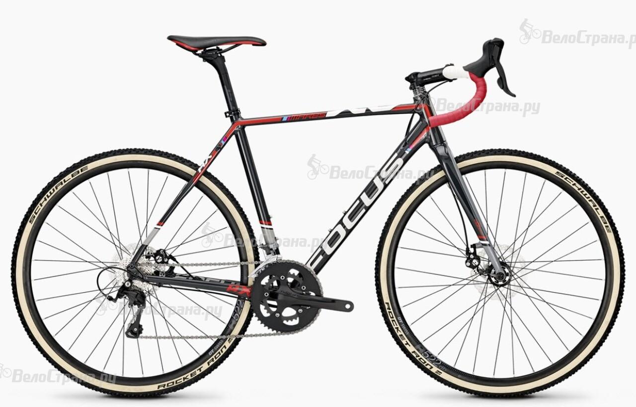 Велосипед Focus Mares Ax Disc Tiagra (2016) велосипед focus mares ax 2 0 disc 2015