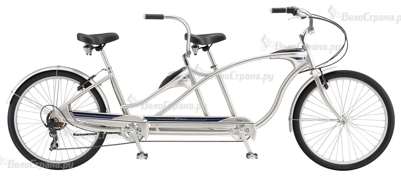 Велосипед Schwinn TANGO TANDEM (2017) цена и фото