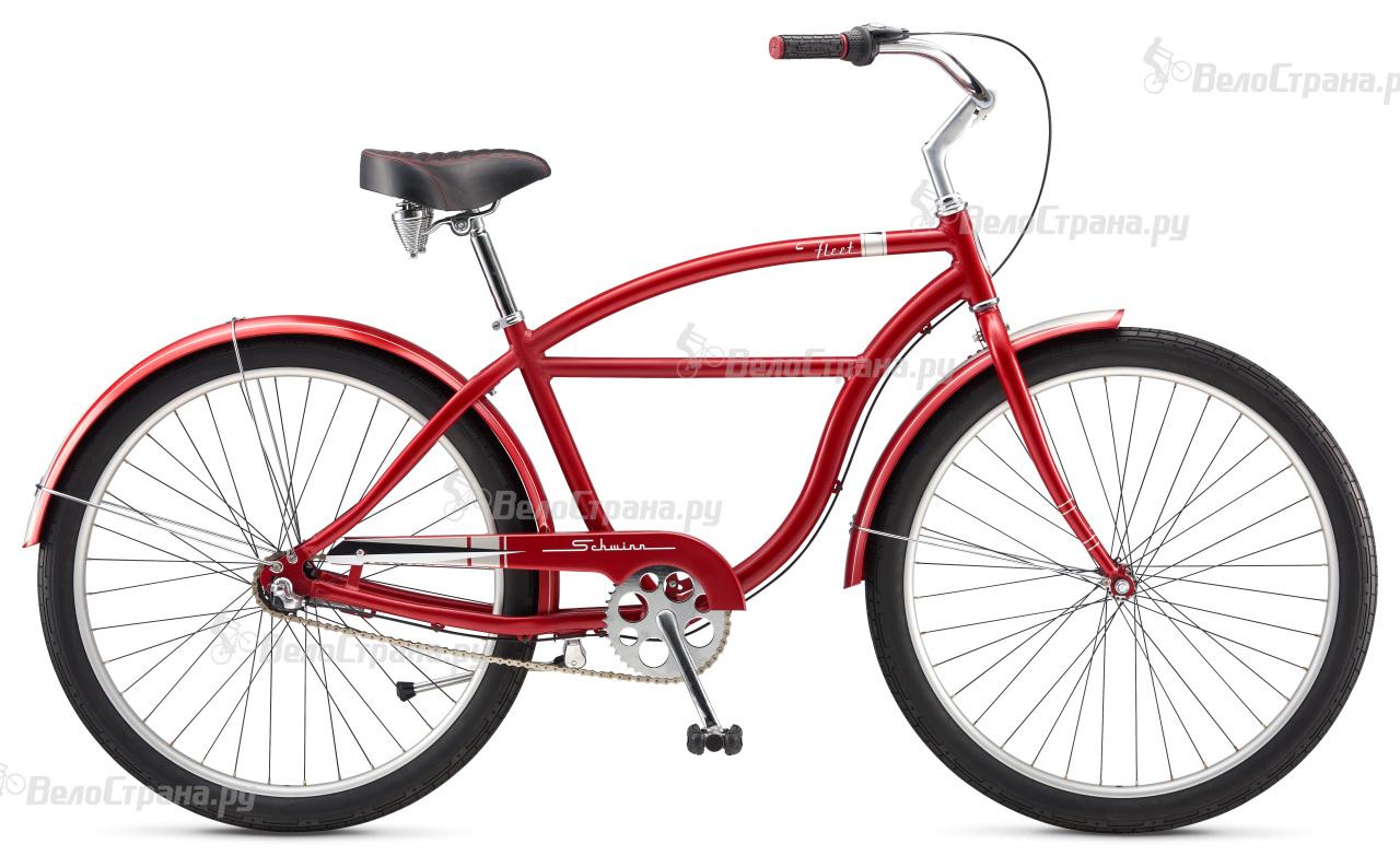 Велосипед Schwinn FLEET (2017) велосипед schwinn hollywood 2017