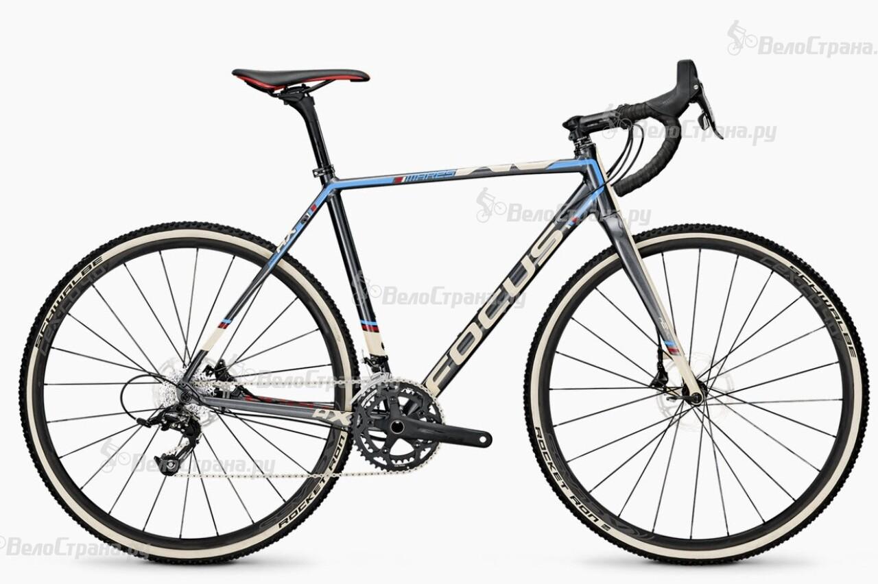 Велосипед Focus Mares Ax Disc Apex (2016) велосипед focus mares ax 2 0 disc 2015