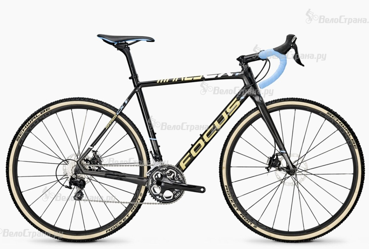 Велосипед Focus Mares CX Disc 105 (2016) цена