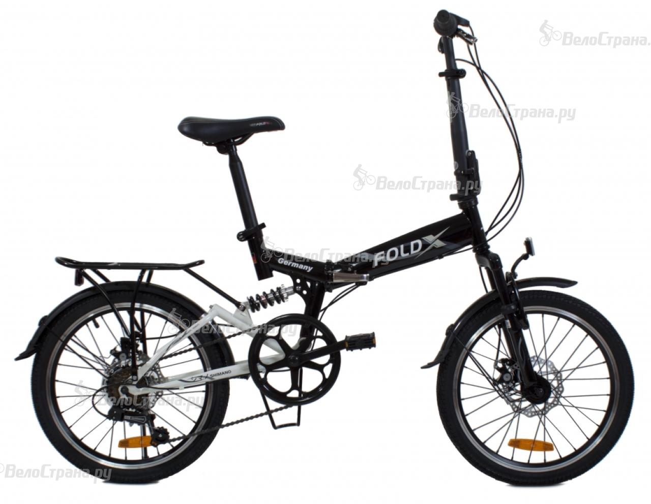 Велосипед FoldX Tokyo (2017) велосипед bearbike tokyo