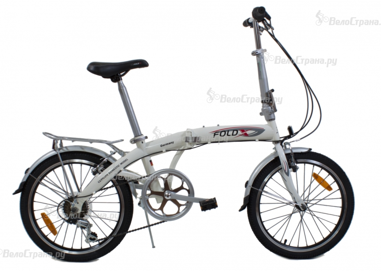 Велосипед FoldX Twist (2017)