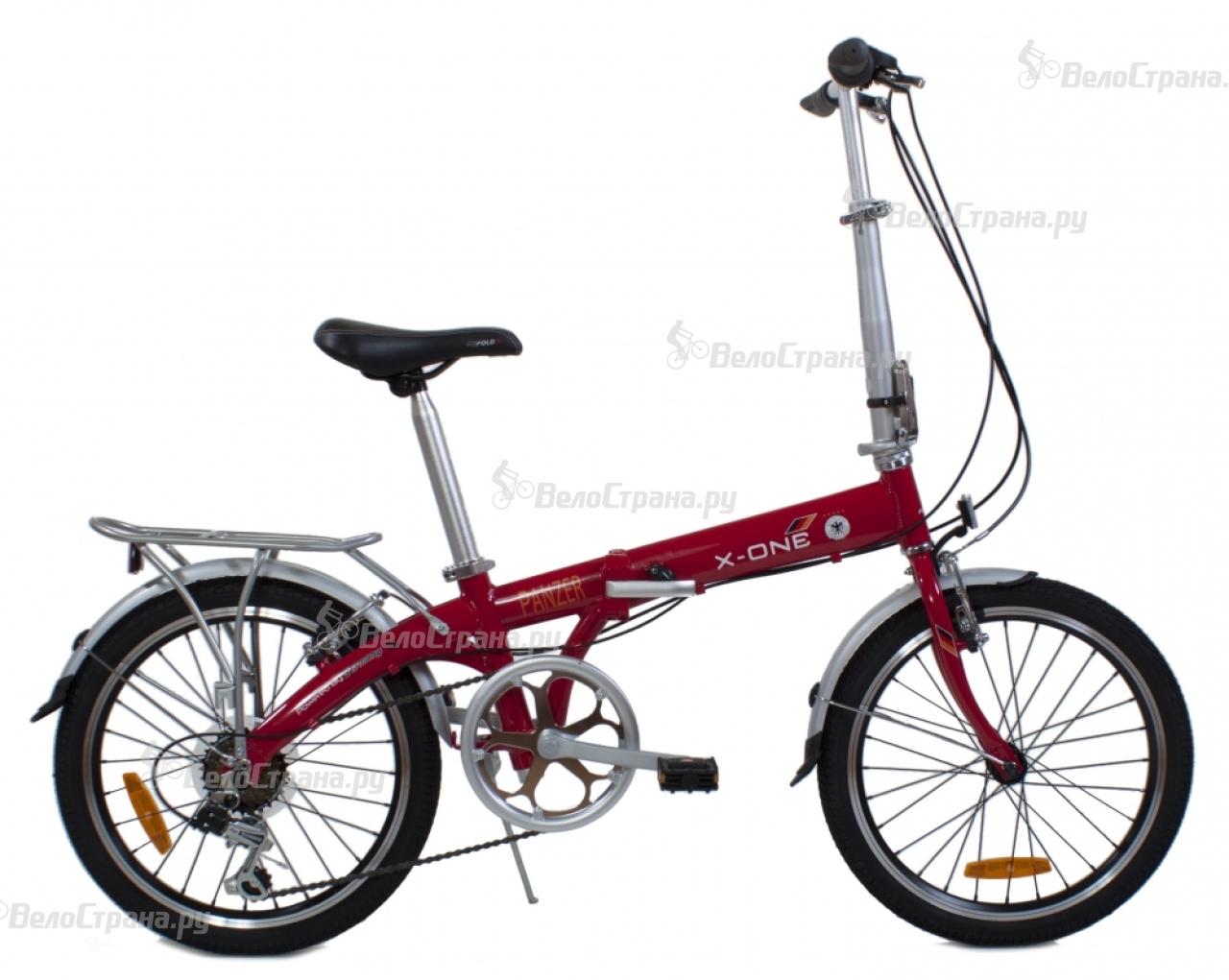 Велосипед FoldX World cup (2017)