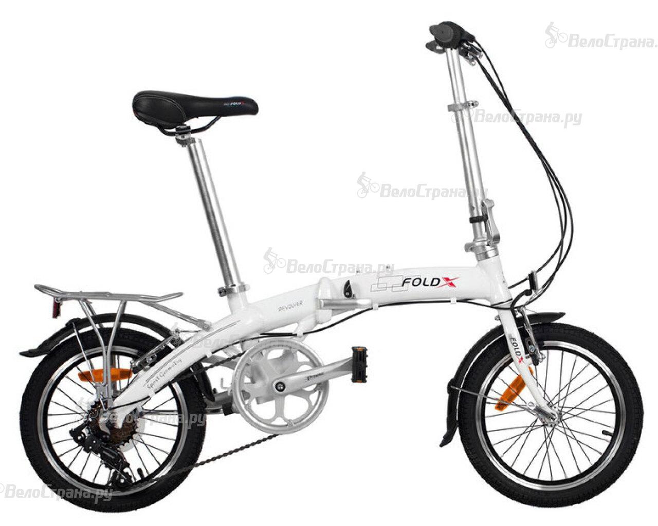 Велосипед FoldX Revolver (2017)