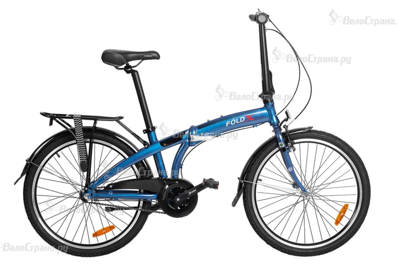 Велосипед FoldX Sport 24 (2017) цены онлайн
