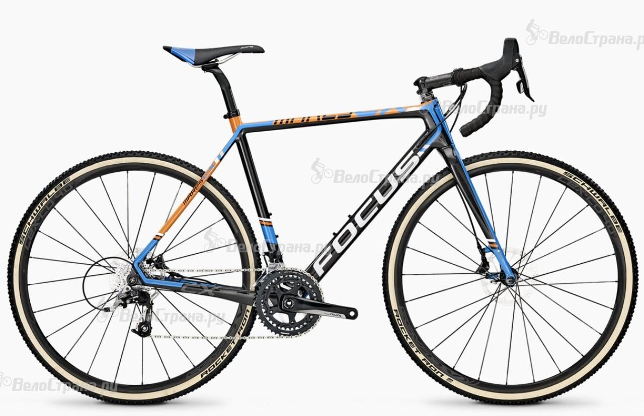 Велосипед Focus MARES CX DISC RIVAL (2016) велосипед focus mares ax 2 0 disc 2015