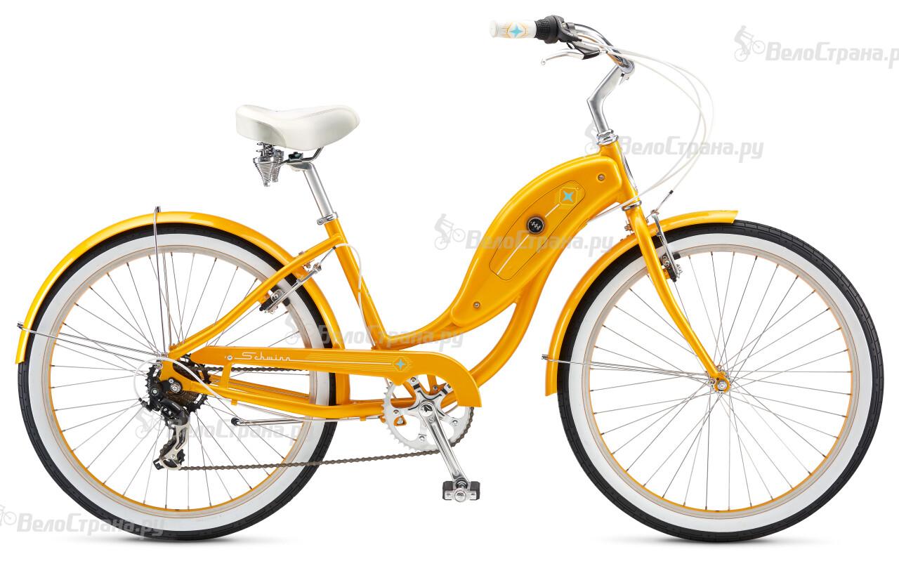 Велосипед Schwinn HOLLYWOOD (2017) велосипед schwinn hollywood 2017