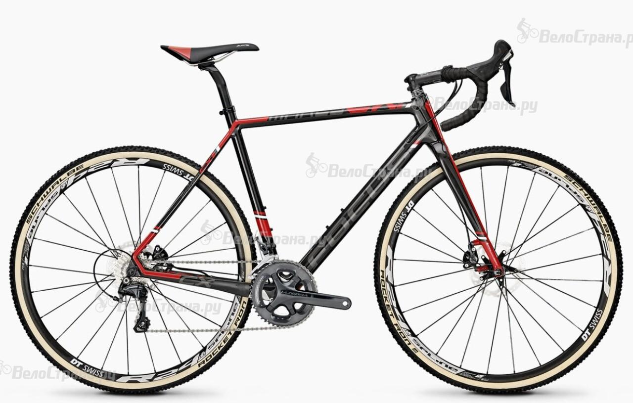 Велосипед Focus Mares Cx Disc Ultegra (2016)