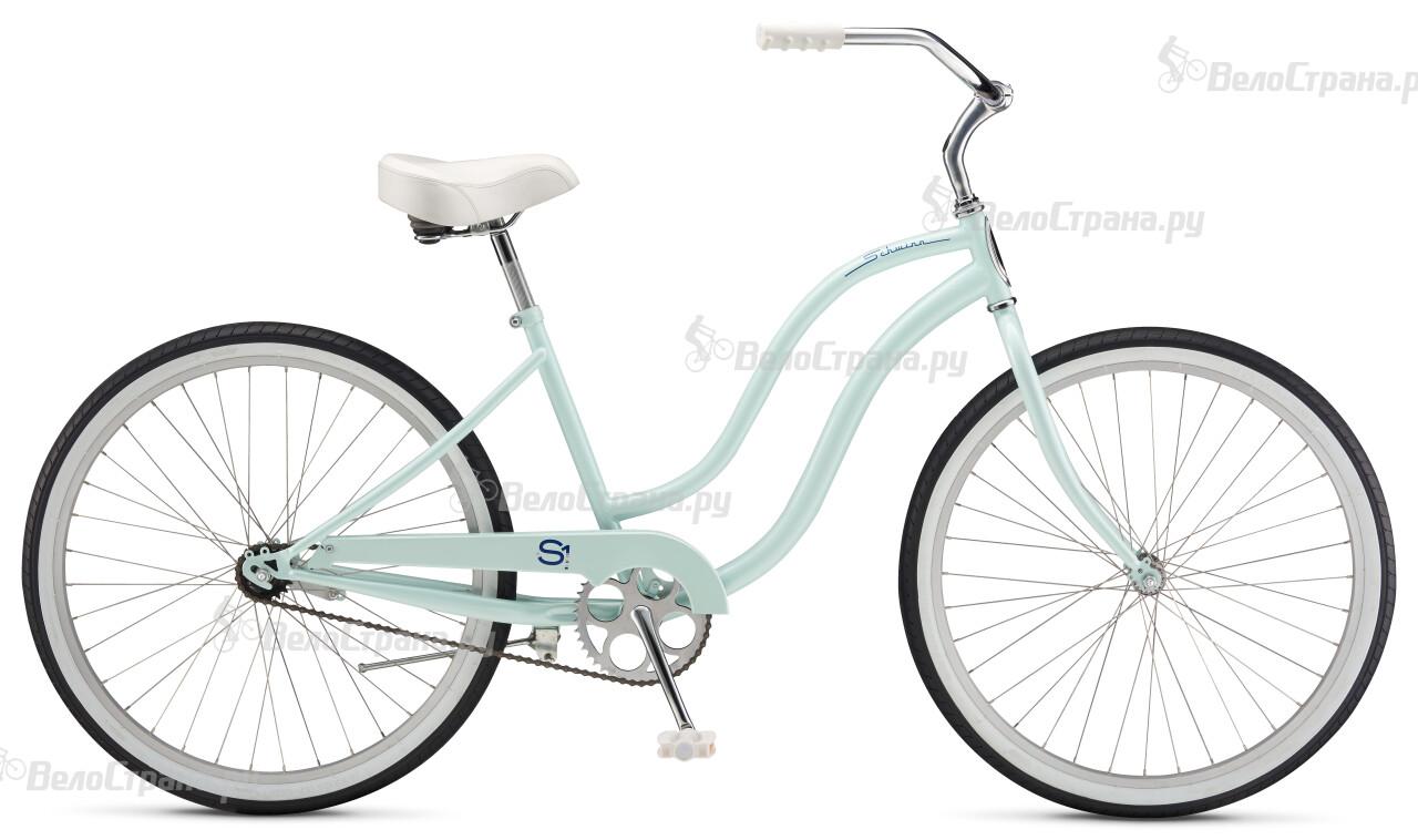 Велосипед Schwinn S1 women (2017) велосипед schwinn hollywood 2017