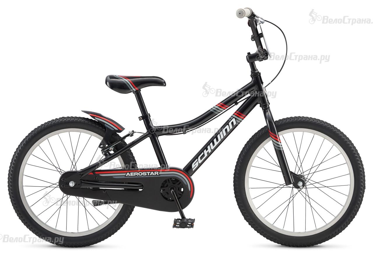 Велосипед Schwinn AEROSTAR 20 (2017) каши nordic безмолочная каша овсяные хлопья с овсяными отрубями 600 г