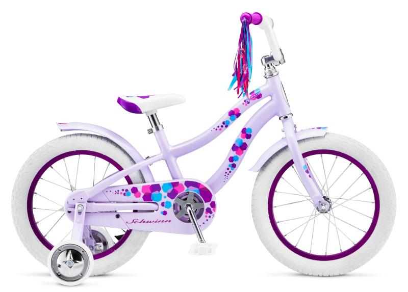 Купить Детский велосипед Schwinn LIL STARDUST 16 (2017)