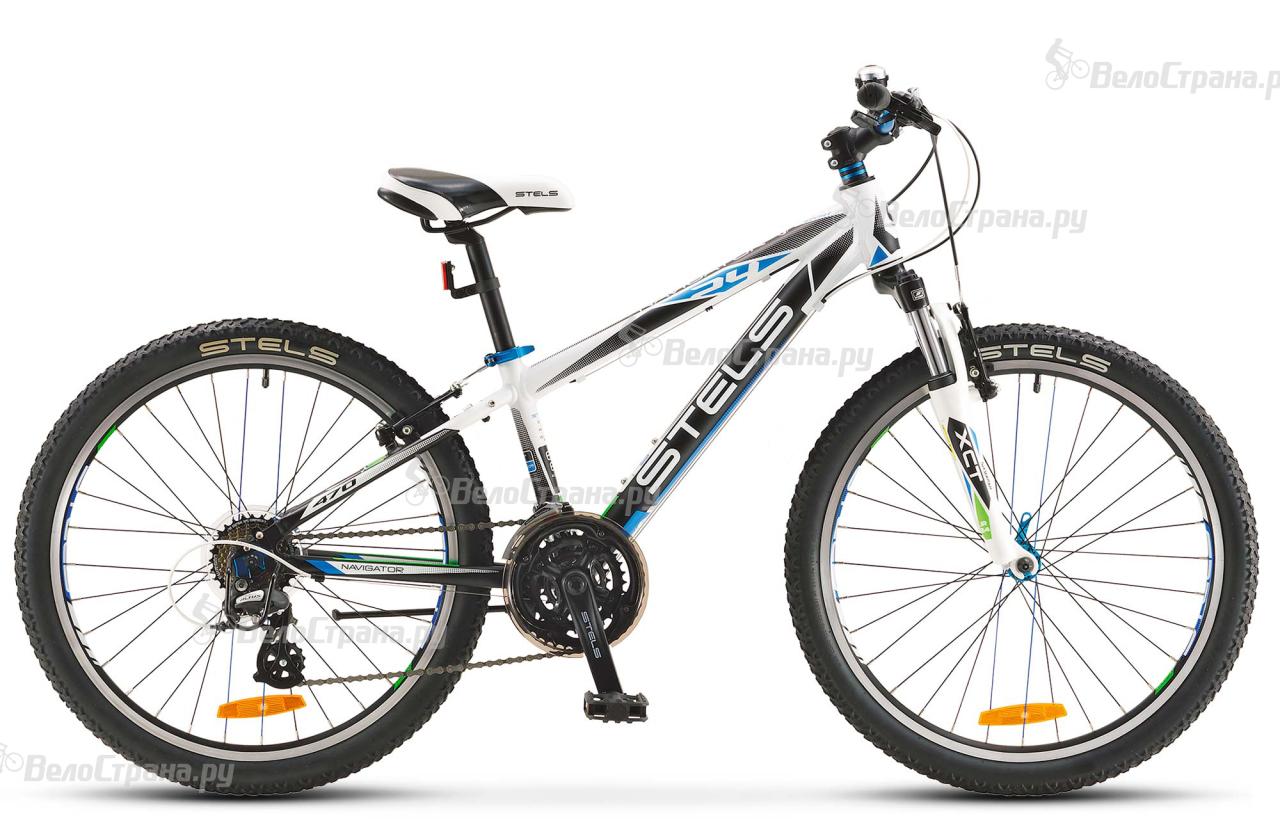 Велосипед Stels Navigator 470 V (2017) велосипед stels navigator 380 2016