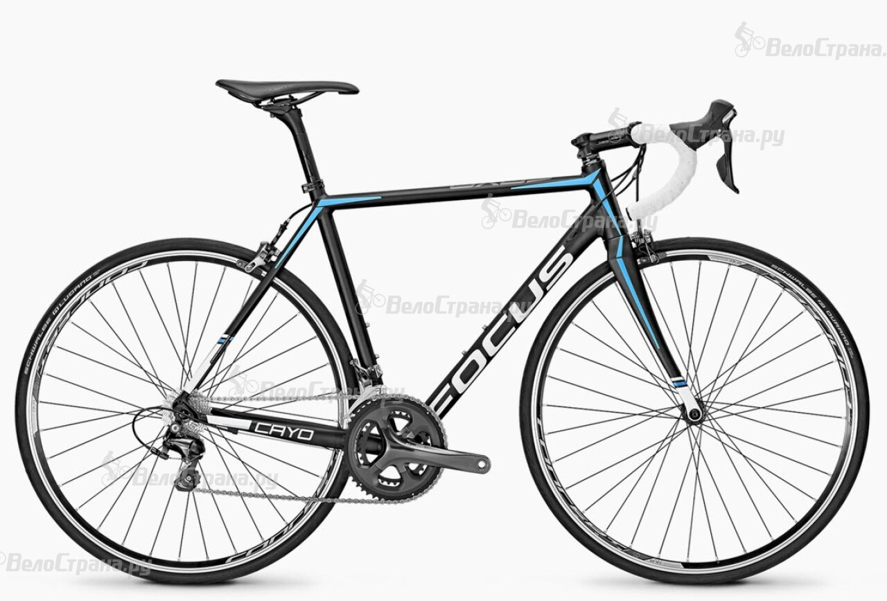 Велосипед Focus Cayo AL Tiagra (2016) ш мано tiagra ti130a
