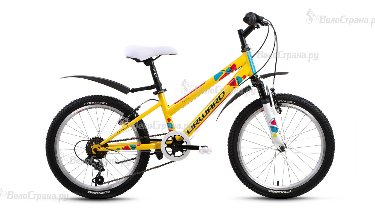 Велосипед Forward Iris 20 (2017)