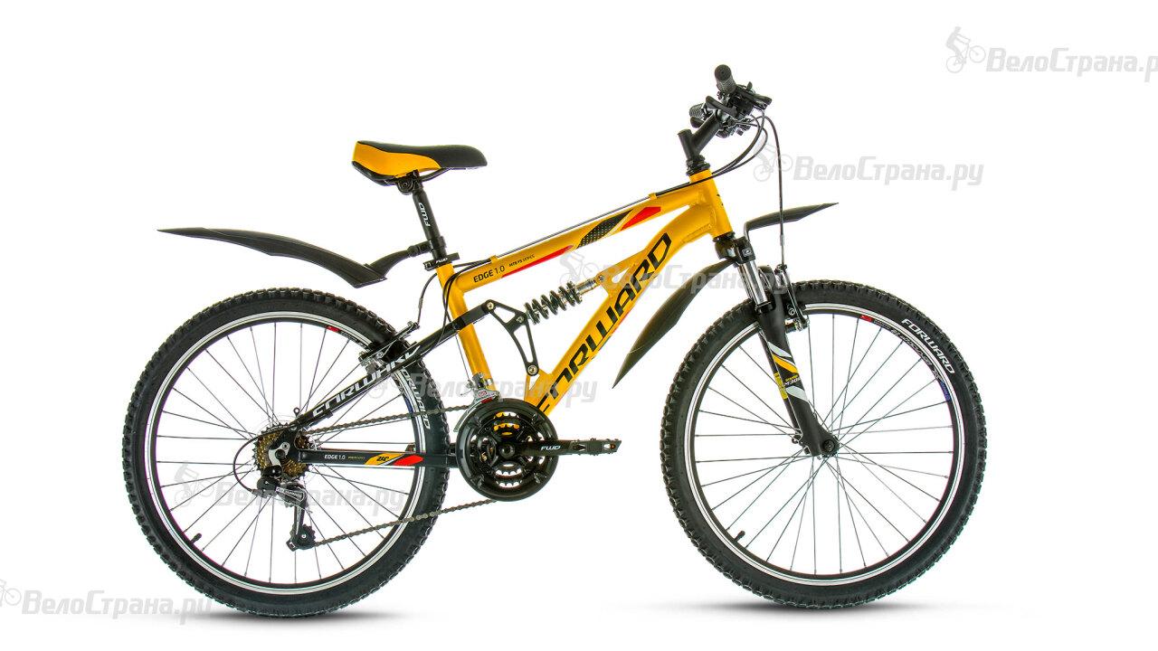 Велосипед Forward Edge 1.0 (2017) велосипед forward edge 1 0 2016