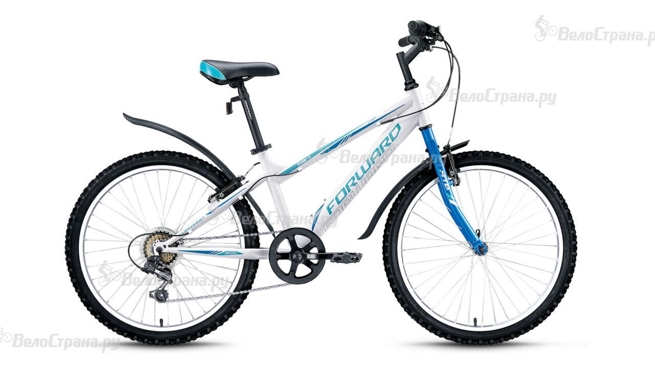 Велосипед Forward Titan 1.0 (2017) велосипед forward titan 2 0 14 2016 orange