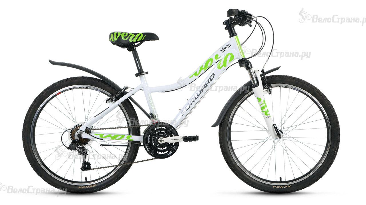 Велосипед Forward Rivera 1.0 (2017) пуловер rivera