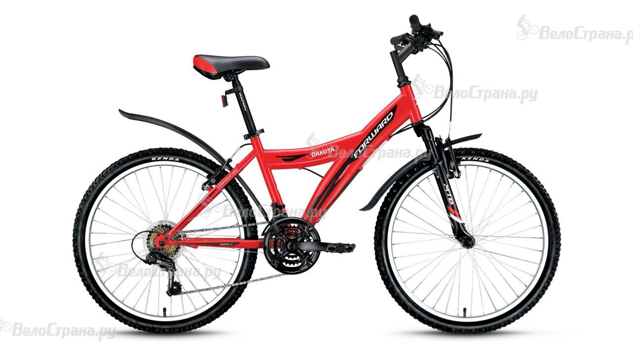 Велосипед Forward Dakota 24 2.0 (2017)