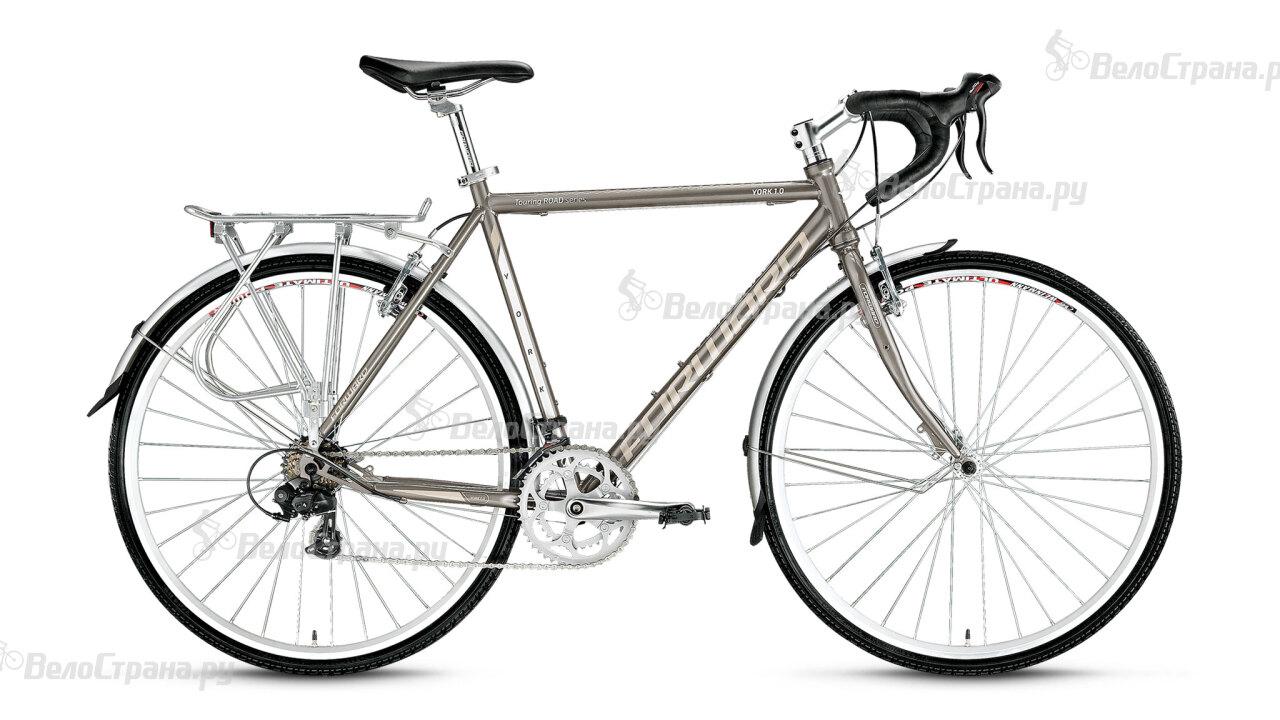 Велосипед Forward York 1.0 (2017) цены онлайн
