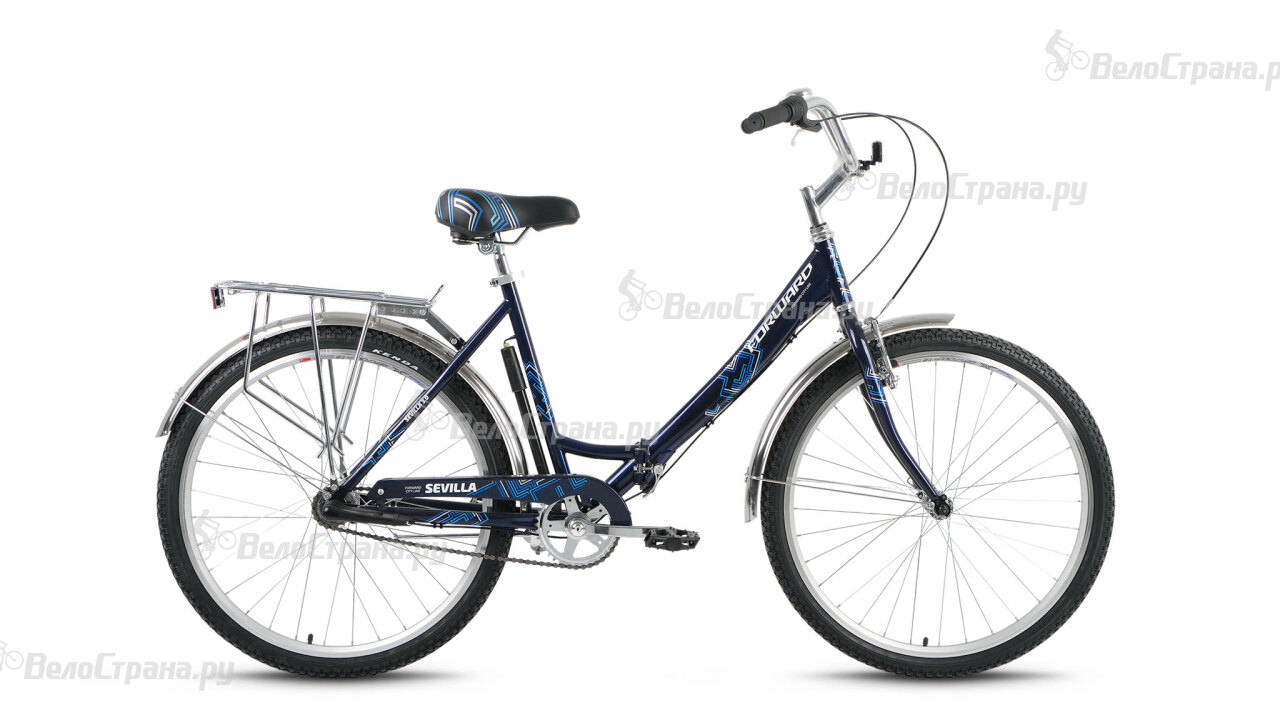 Велосипед Forward Sevilla 3.0 (2017) велосипед forward sevilla 2 0 2014