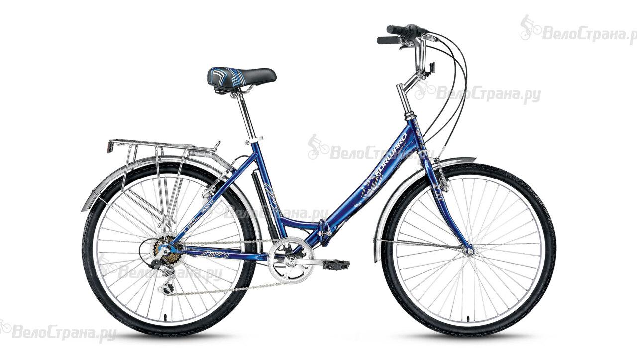 Велосипед Forward Sevilla 2.0 (2017) велосипед forward sevilla 3 0 2015