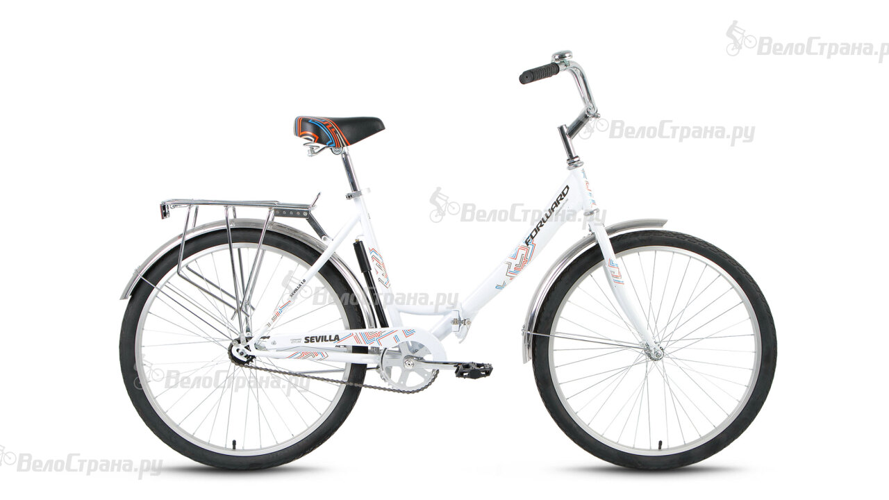 Велосипед Forward Sevilla 1.0 (2017) велосипед forward sevilla 3 0 2015