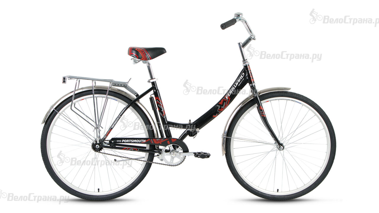 Велосипед Forward Portsmouth 1.0 (2017) велосипед forward portsmouth 2 0 2016
