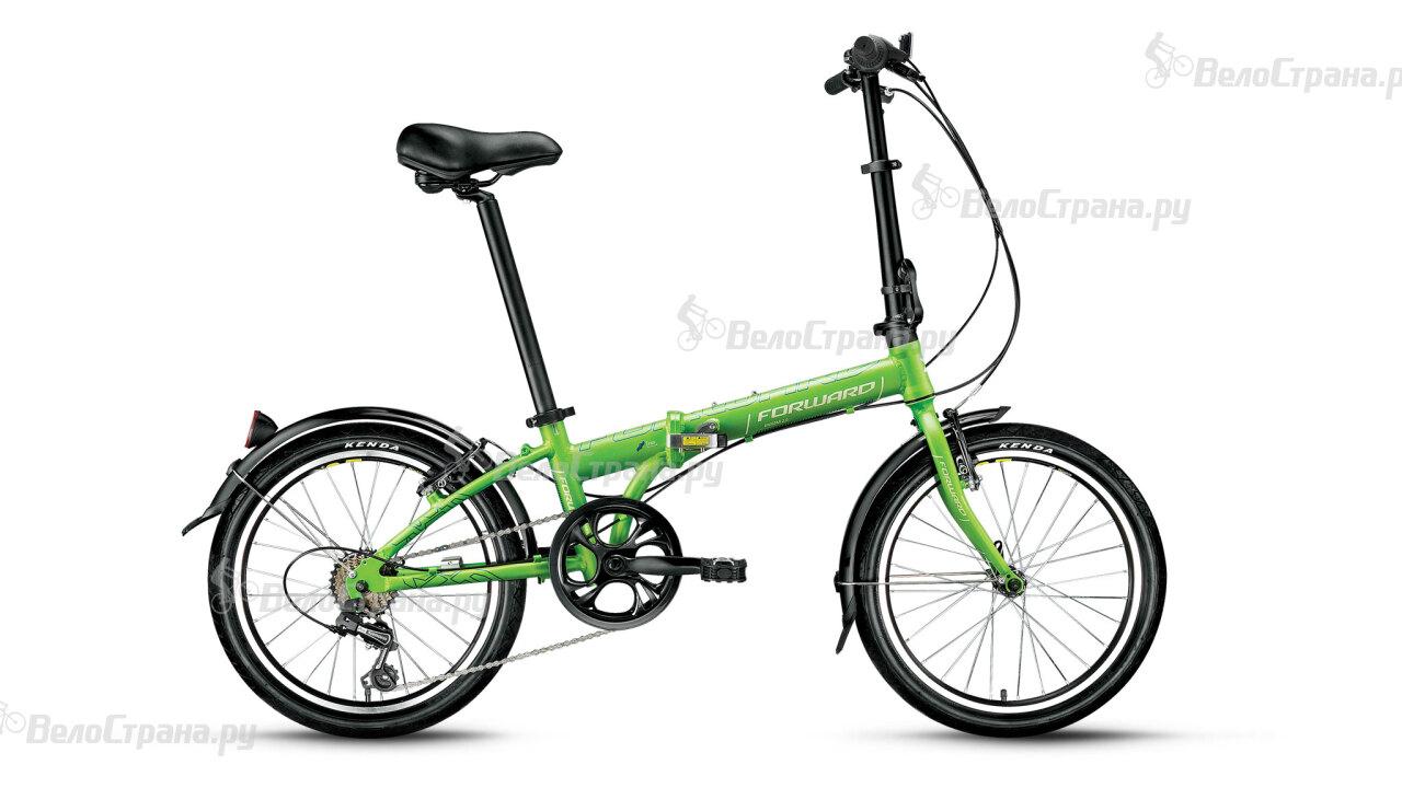 Велосипед Forward Enigma 2.0 (2017)