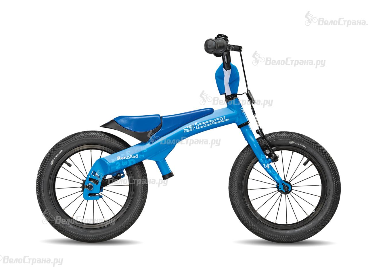 Велосипед Scool Rennrad 14 (2017) велосипед scool rennrad 14 elite 2016