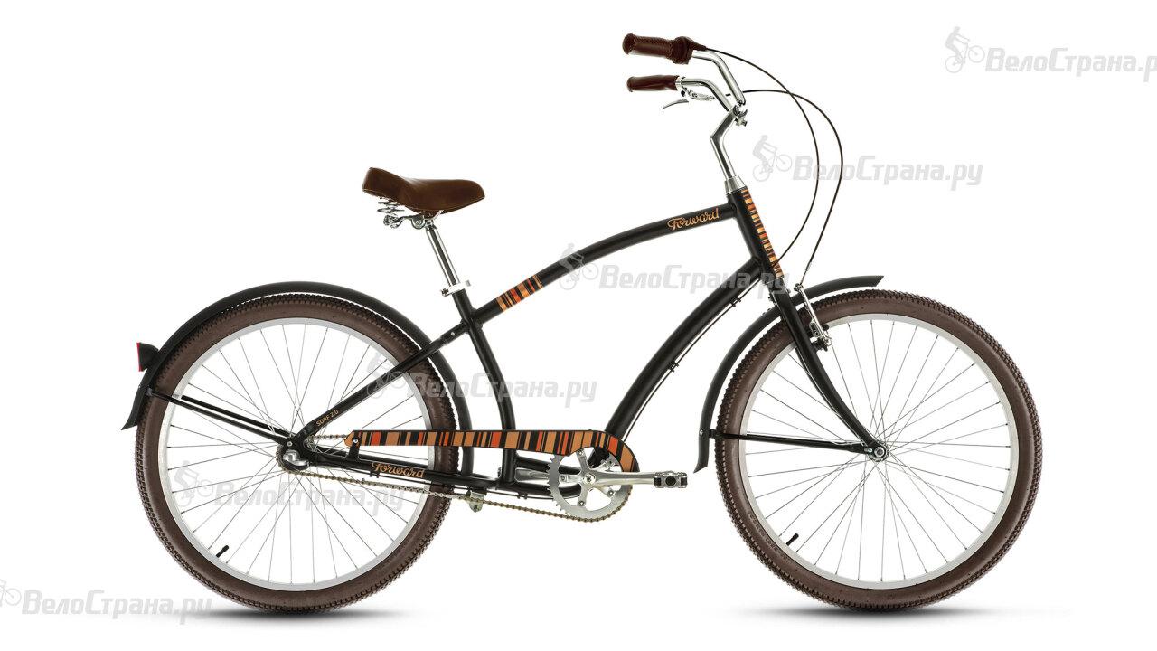 Велосипед Forward Surf 2.0 (2017) велосипед forward surf lady 1 0 2017