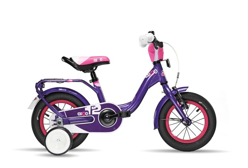 Купить Детский велосипед Scool nixe 12 alloy (2017)