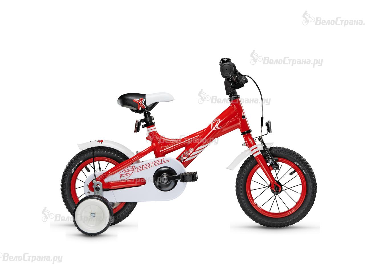 Велосипед Scool XXlite 12 alloy (2017) scool xxlite 12 alloy 2017