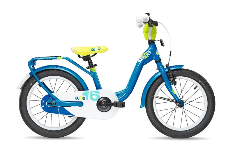 Купить Детский велосипед Scool niXe 16 alloy (2017)