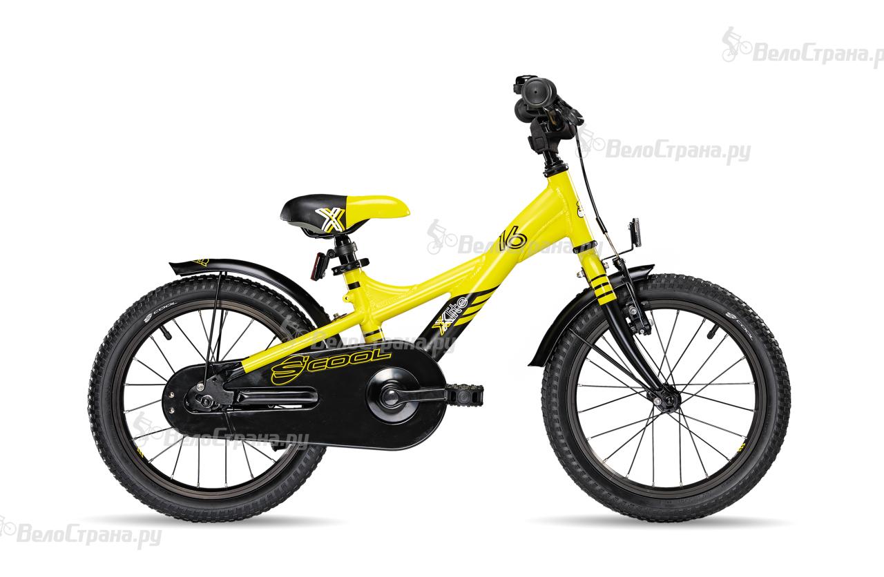Велосипед Scool XXlite 16 alloy (2017) scool xxlite 12 alloy 2017