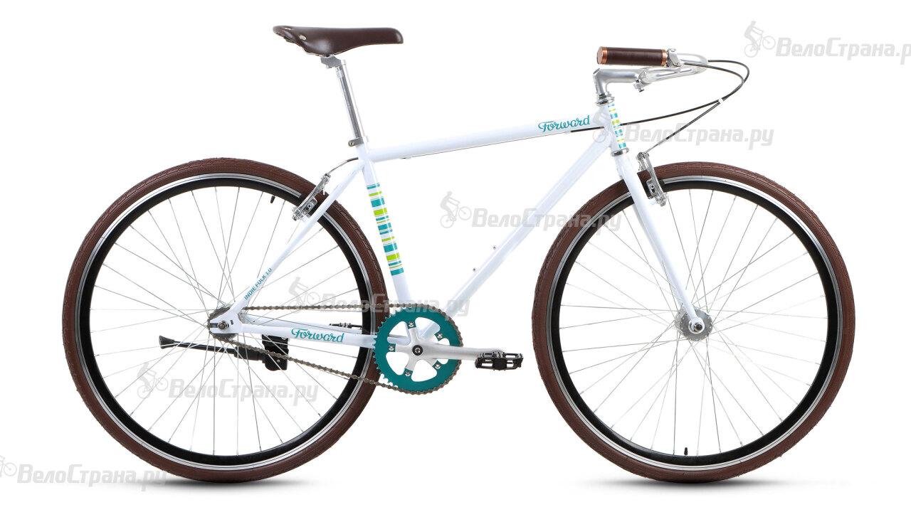 Велосипед Forward Indie Folk 1.0 (2017) велосипед forward indie folk 1 0 18 2017 white