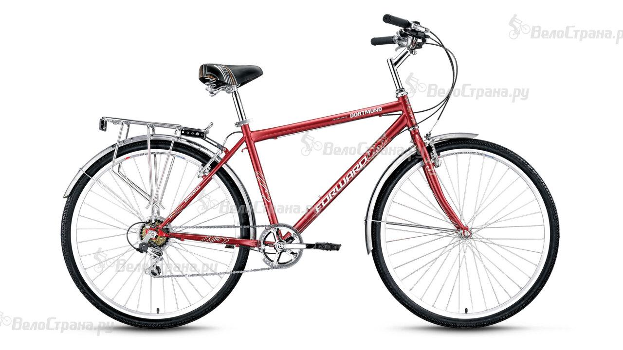 Велосипед Forward Dortmund 2.0 (2017) велосипед forward dortmund 1 0 19 2015 black