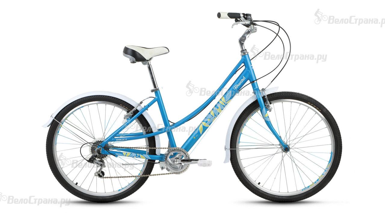 Велосипед Forward Azure 26 1.0 (2017) велосипед forward azure 2 0 2014 17 blue