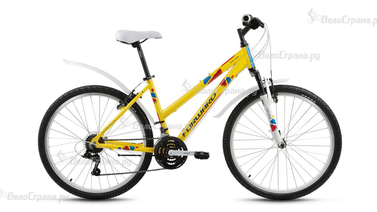 Велосипед Forward Seido 26 1.0 (2017) forward seido 26 1 0 17 2017 yellow
