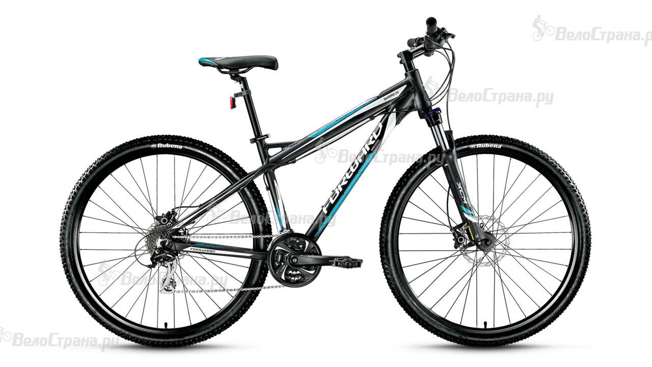 Велосипед Forward Quadro 3.0 29 disc (2017) велосипед forward quadro 3 0 disc 2015