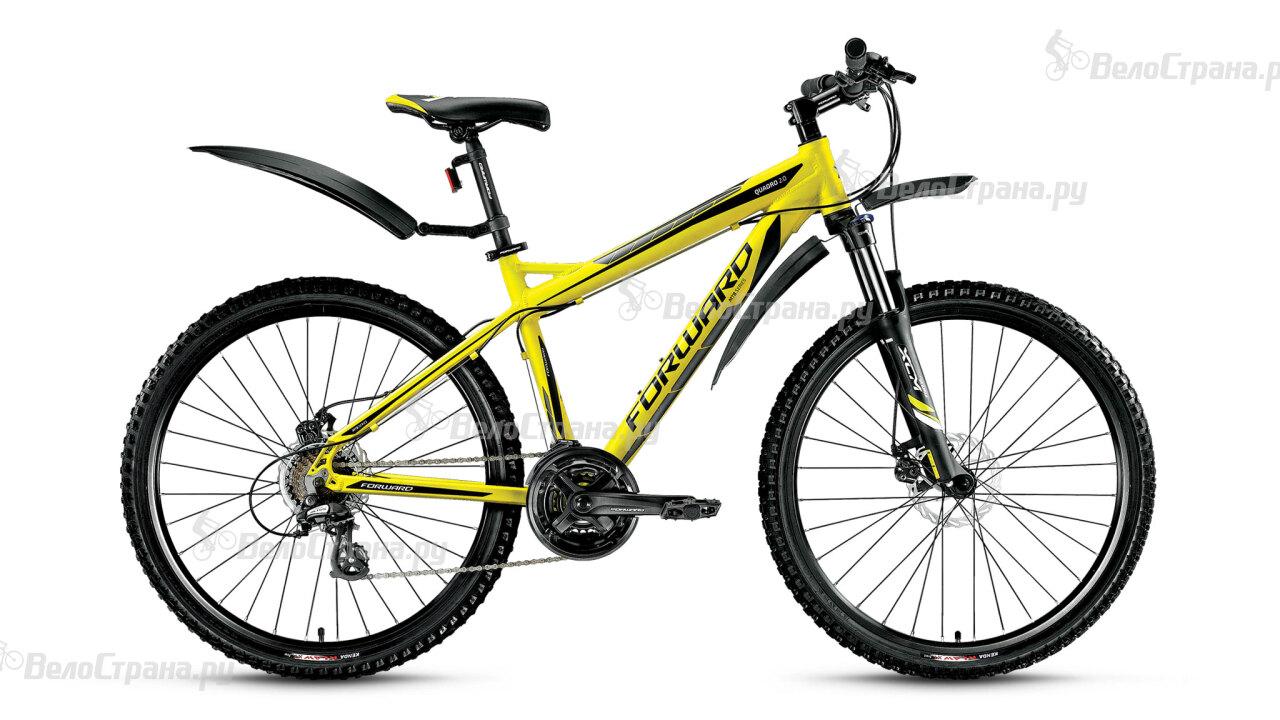 Велосипед Forward Quadro 2.0 disc (2017) велосипед forward quadro 3 0 disc 2015