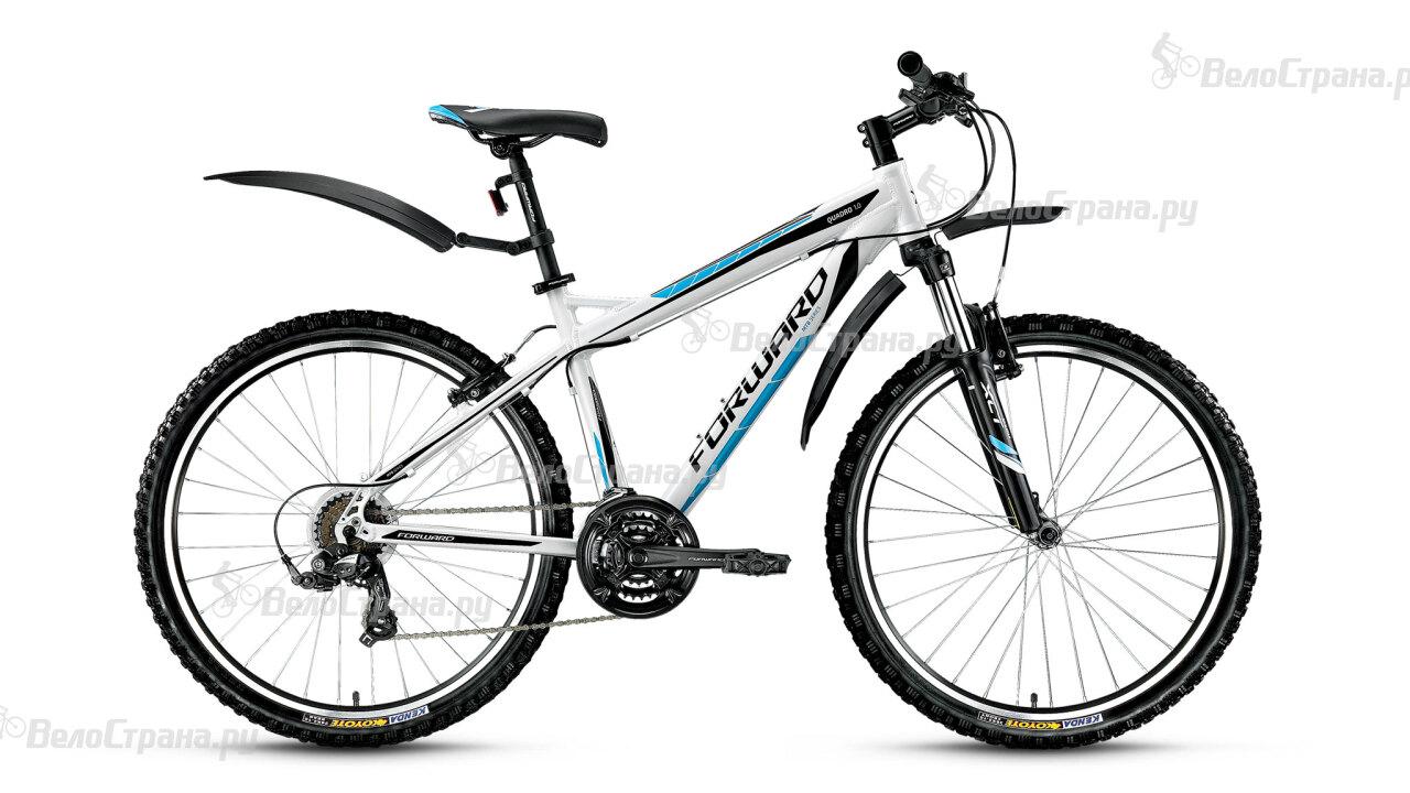 Велосипед Forward Quadro 1.0 (2017) двухколесный велосипед forward quadro 1 0 рост 19 26 2015 2016 синий