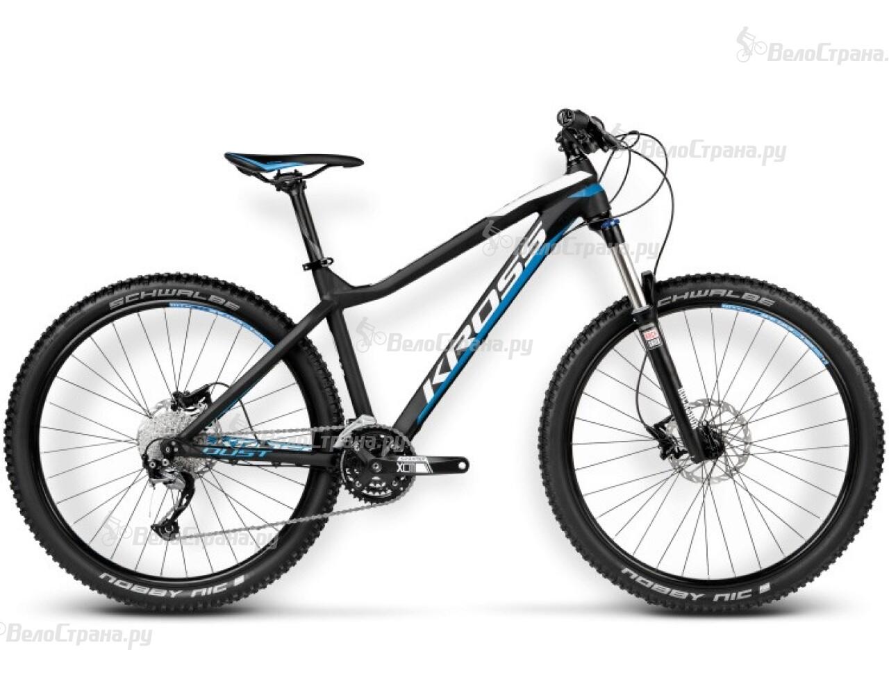 Велосипед Kross Dust 1.0 (2016)