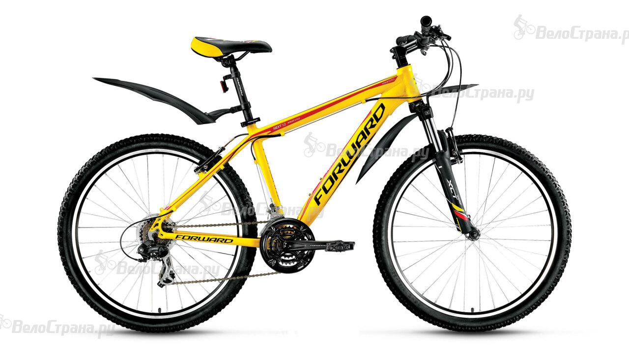 Велосипед Forward Next 1.0 (2017) велосипед forward next 1 0 17 2016 yellow