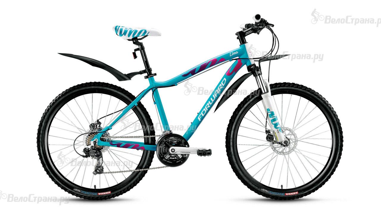 Велосипед Forward Lima 2.0 disc (2017) forward terra 2 0 disc 16 2014 white black